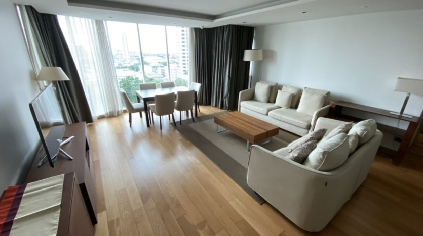 Two bed for rent in Ari - Living room