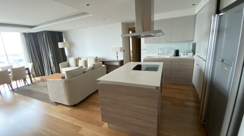 Two bed for rent in Ari -Dining